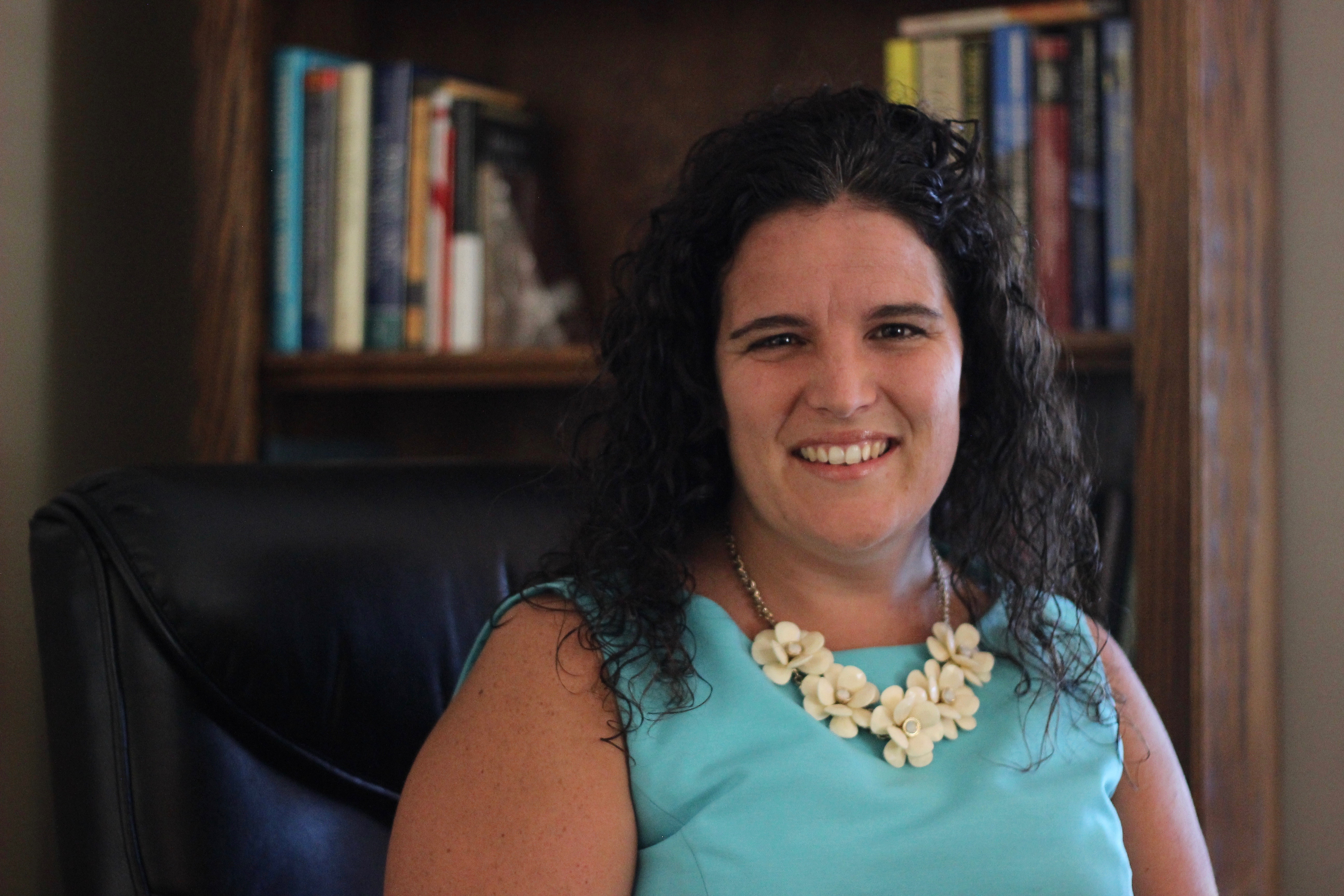 Courtney Sherman, LMHCA