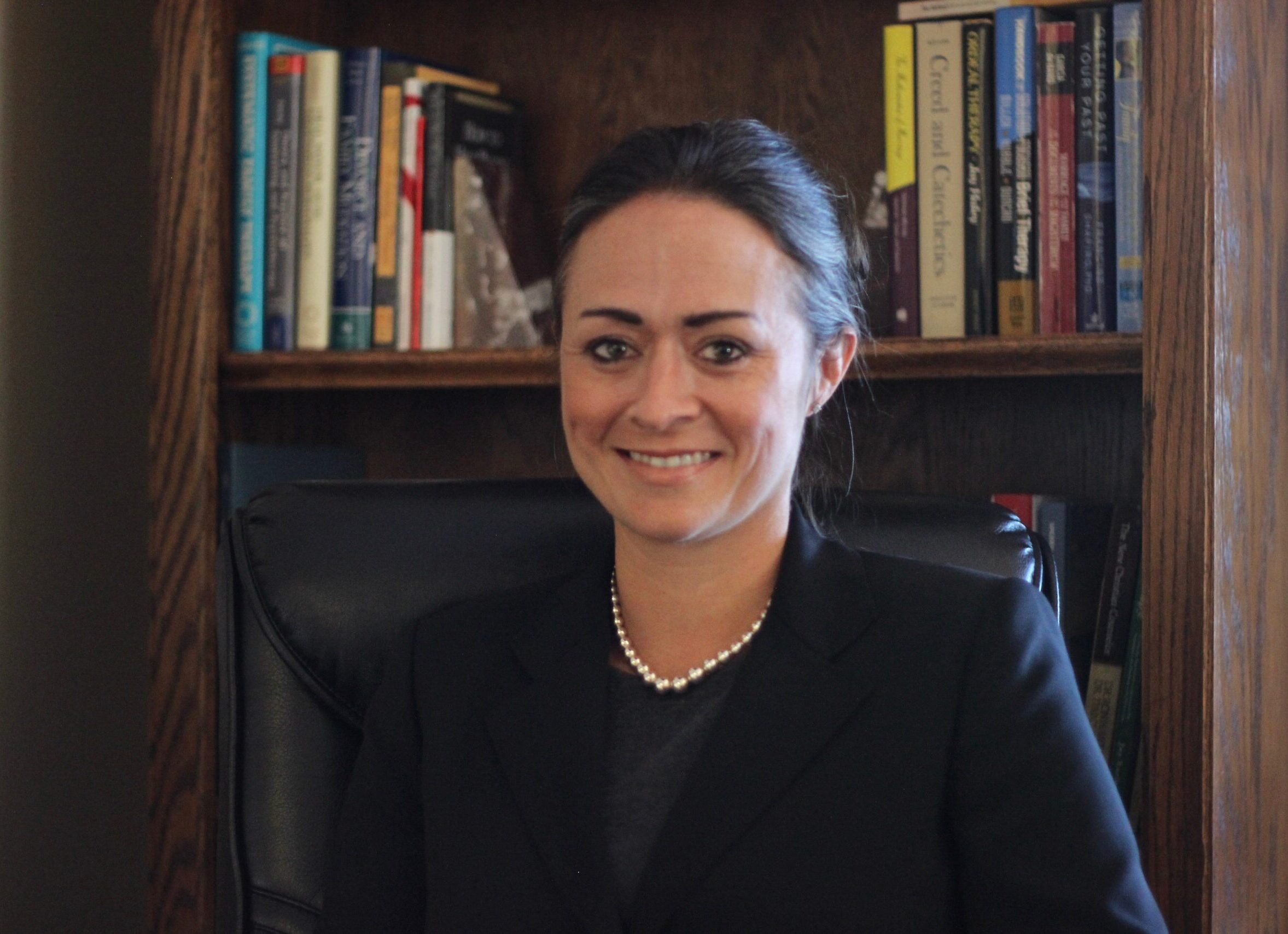 Dr. Whitni Buckles, PhD, LMHC, Licensed Counselor